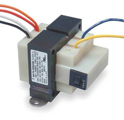 WHITE-RODGERS 90-T60C3 Class 2 Transformer, 24VAC, 60 VA, 1 PH