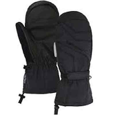 Trespass Mens Ski Winter Mittens Waterproof Thermal Black M, L, Xl New