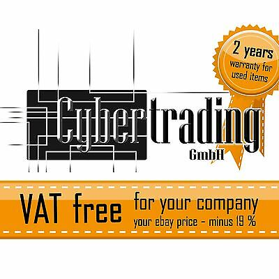 Used Extreme 10931 | incl 19% VAT | 2 years Cybertrading warranty