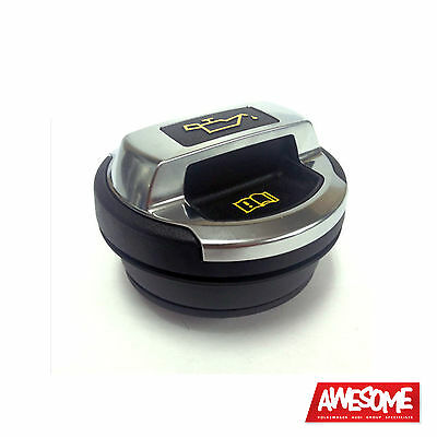 Audi R8 Oil Cap (Genuine) Pre Modified To Fit Straight On All 1.8T Engines!