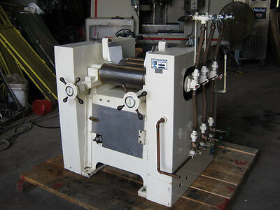 "CHARLES ROSS & SON THREE ROLL MILL 52C614  6""x14""  PRODUCTION MODEL **VIDEO**"