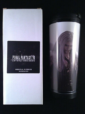 Final Fantasy VII Advent Children Tumbler Mug Cup official Square Enix Sephiroth