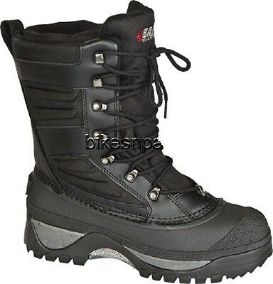 New Mens Black Size 11 Baffin Crossfire Snowmobile Winter Snow Boots -40 F