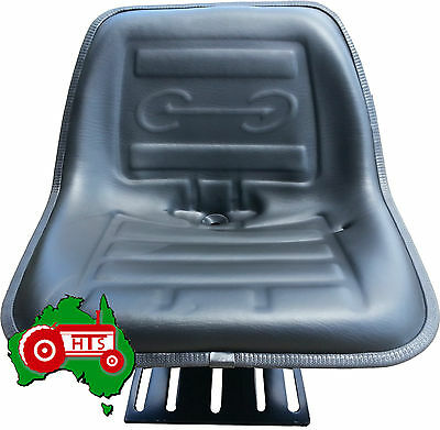 Tractor Pan Type Suspension Seat H/D for Case International - Suits All Models