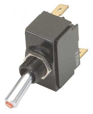 CARLING TECHNOLOGIES LT-1561-601-012 Toggle Switch, SPDT, 5 Conn., On/Off/On