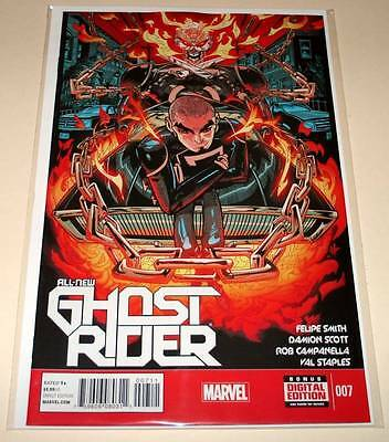 ALL-NEW GHOST RIDER # 7  Marvel Comic  Nov 2014   NM