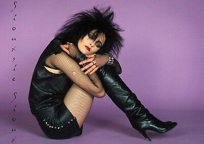Siouxsie and the Banshees  Sioux Studio Colour Pose Poster