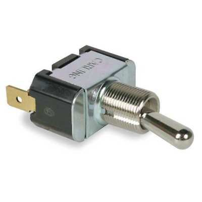 Toggle Switch,SPST,10A @ 250V,QuikConnct CARLING TECHNOLOGIES 2FAA01-73