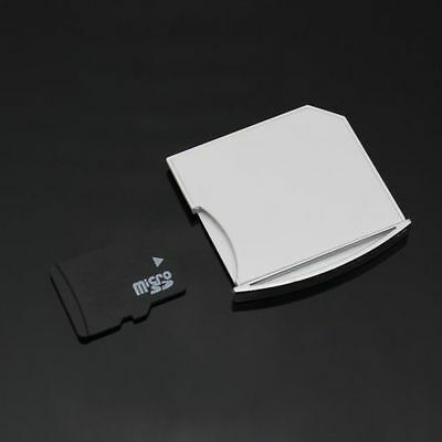white Nifty MiniDrive MicroSD/SDHC TF To SD Adapter for MacBook Air/Pro Support
