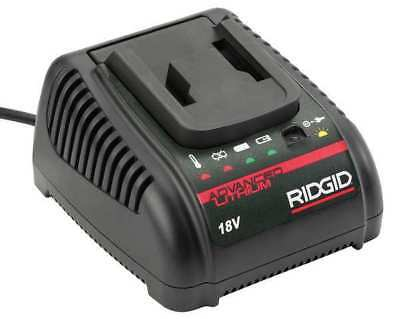 RIDGID 43458 Advanced Li Ion Battery Charger, 18V