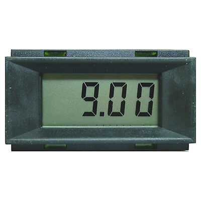 PM-128-A Panel Volt Meter 3.5 Digit LCD Digital NEW UK Stock