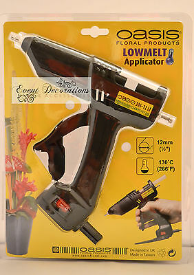 Oasis Professional Floristry Low Melt Glue Gun, Great For Delicate Jobs!