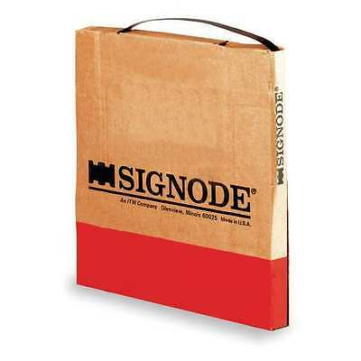 """SIGNODE 3/4X0.017"""" APEX PLUS COIL Steel Strapping, 17 mil, 300 ft. L"""