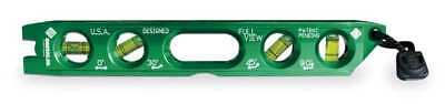 GREENLEE L107 Torpedo Level,8 1/2 In
