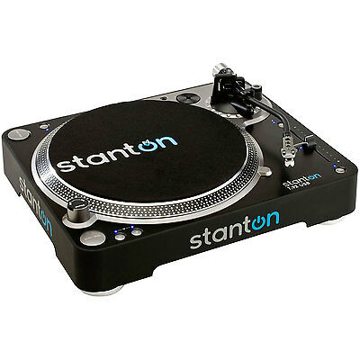 Stanton T92USB-NA Direct Drive USB Turntable w/ Cartridge