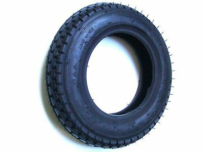 250x6 Black Mobility Scooter Tyre 2.50-6 for Emerald and Shoprider Perrero