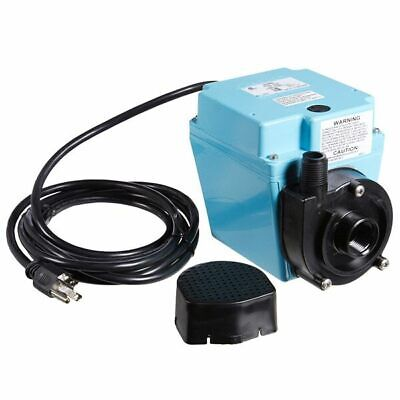 Little Giant 3E-34N - 11.1 GPM 1/15 HP Dual-Purpose Submersible Fountain Pump...