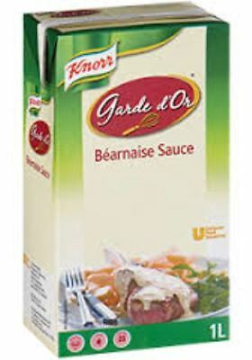 KNORR Garde d'Or Bearnaise Sauce 1 L - READY TO USE