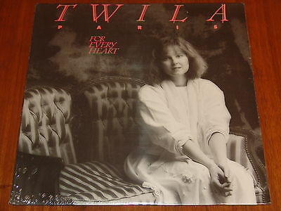 Twila Paris - For Every Heart - 1988 New Still Sealed Lp ! ! ! !