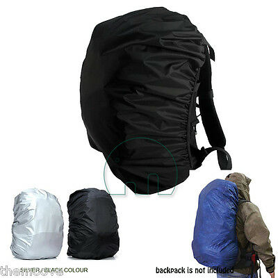 Outdoor 40-45L Backpack Back Pack Rain Cover Bag Waterproof L for Camping Hiking