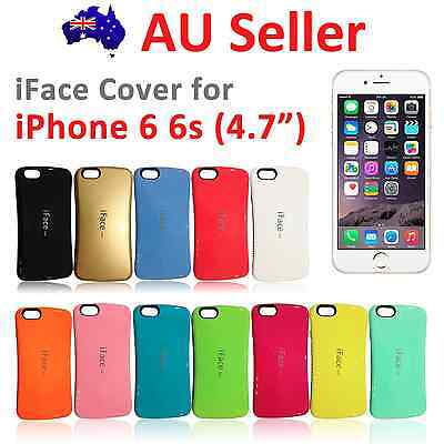 """iFace Heavy Duty Shockproof Anti Shock Slim Case Cover for iPhone 6S 6 4.7"""" inch"""
