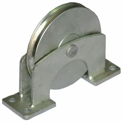 5ULL6 Pulley Block,Wire Rope,660 lb Load Cap.