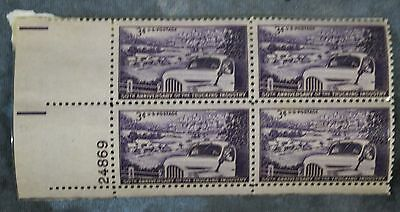 50th Anniversary of the Trucking Industry US Postage 3 Cent WAG Stamp