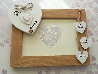Dorable First Wedding Anniversary Photo Frames Embellishment ...