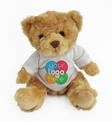 Your Name / Photo / Message On A Personalised Soft Toy Teddy Bear Great Fun Gift