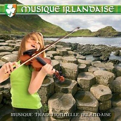 CD Musique traditionnelle irlandaise / Traditional Irish Music / IMPORT