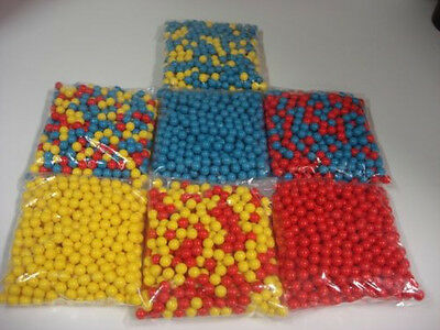 .40 Caliber Paintballs ~ 500 Count Heat Sealed Bags