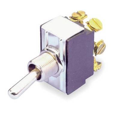 Toggle Switch,DPDT,10A @ 250V,Screw CARLING TECHNOLOGIES 2GL54-73