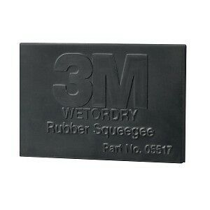 3M 5517 Wetordry™ Rubber Squeegee 05517
