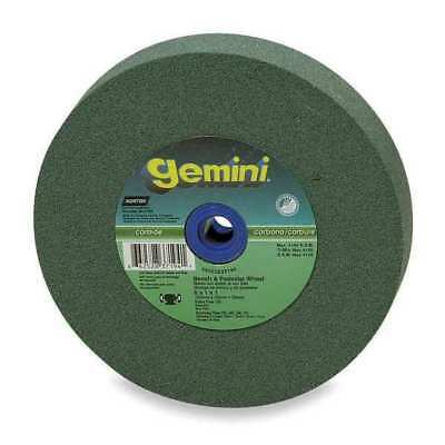 NORTON 66252836573 Grinding Wheel, T1, 6x1/2x1, SC, 120G, Green
