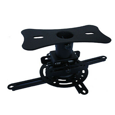 PROJECTOR MOUNT-  heavy duty(commercial) projector mount is for UP TO 77 lbs