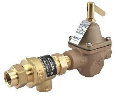 WATTS 911-M3 Comb Fill Valve/Backflow Preventor, 1/2In
