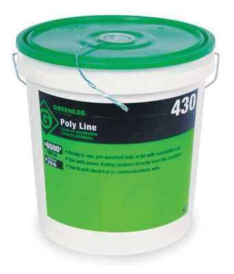 GREENLEE 430 Fishing Line,6500 Ft,210 Lb Cap