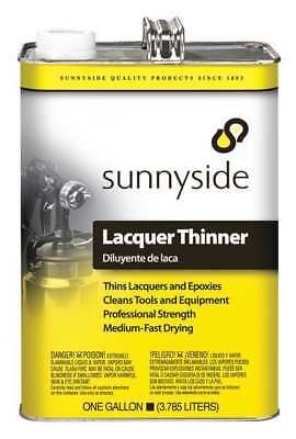 SUNNYSIDE 457G1 Lacquer Thinner, 1 gal.