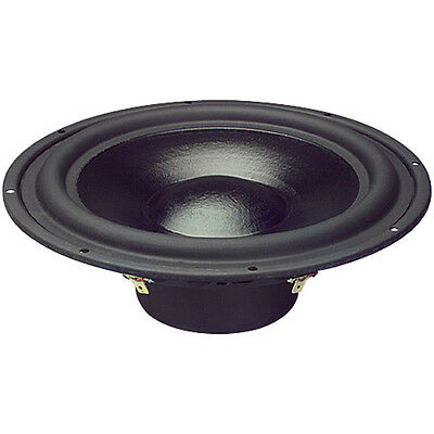 "Morel MW-266 8"" Poly Woofer"