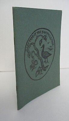 AS TRUE AS THE BARNACLE TREE by Anita M Smith, 1939 Ltd 1st Ed, Signed