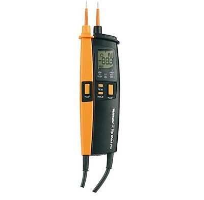 Weidmüller Digi Check Pro Spannungsprüfer zweipolig 0,3 - 690 V AC/DC LCD CAT