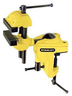 "Multi-Angle Vise, 12"", Cast Aluminum and Steel, Stanley, 83-069M"