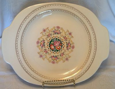 AMERICAN LIMOGES TRIUMPH MELODY T-S 562 PLATTER
