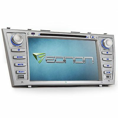 Car DVD Player Radio Stereo Bluetooth MP3 USB SD S1 for Toyota Camry 2007-2011