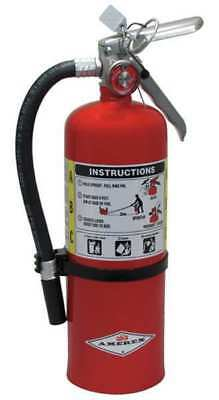 AMEREX B402 Fire Extinguisher, Dry Chemical, 3A:40B:C