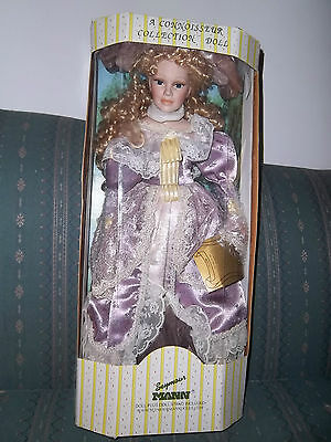 Seymour Mann Collectible Connoisseur Doll 20 Inch Victorian Misty