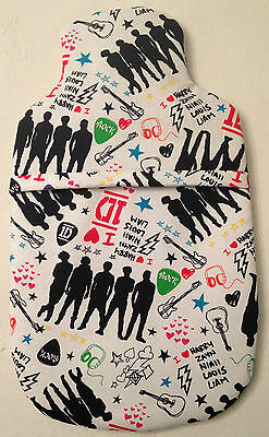 1D ~ Hot Water Bottle Cover ~ Free Uk Postage