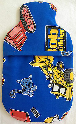 Bob The Buider Hot Water Bottle Cover ~ Free Uk Postage