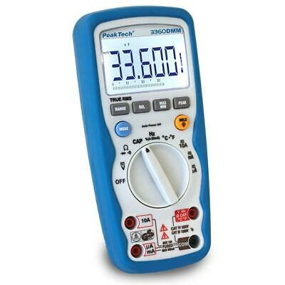 PeakTech 3360 Digital Multimeter Messgerät Meter Messer Gerät Digitalmultimeter