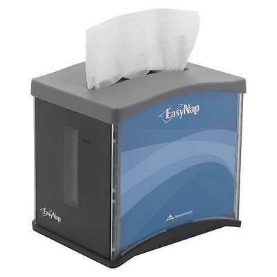 GEORGIA-PACIFIC 54527 Napkin Dispenser, Black, Table Top, 300 Nap
